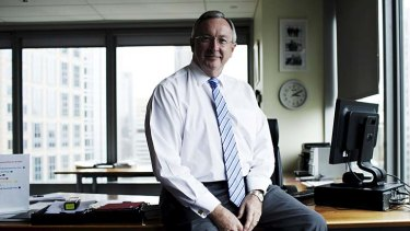 Mass changes: NSW Planning Minister, Brad Hazzard.