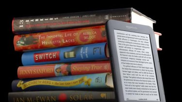 New e-readers storm into 'exploding' market