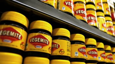 Kraft launched a new version of Vegemite today.