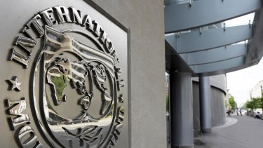 International Monetary Fund ... says US economy, the world's biggest, will expand 1.7 per cent this year, down from the 2.0 per cent predicted in January, according to a report.