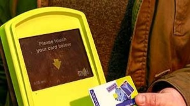 Should a good travel record qualify myki users for a warning instead of a fine?