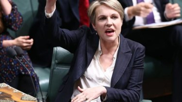 Tanya Plibersek: ''We can't cut ourself off from West Africa.''