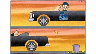 Ilustration: Jim Pavlidis.