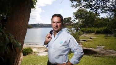 CSIRO chief executive Larry Marshall.