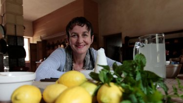 Zest for life ... colonial gastronomer Jacqui Newling will bring ye olde cordials to modern palates.