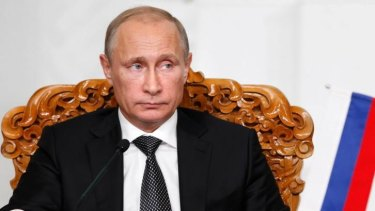 President Vladimir Putin pledges not to  restrict internet access for Russians.