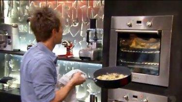 Nooooooooooo, step away from the oven ... be afraid, be very afraid.