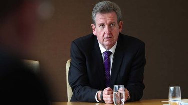 """As a Liberal who believes that commitment and family units are one of the best ways in which society is organised, I support the concept of same-sex marriage"": NSW Premier Barry O'Farrell."