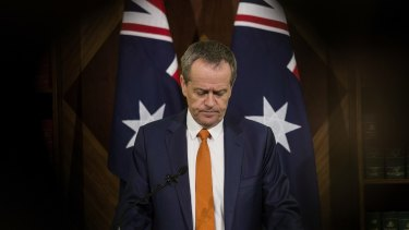 Bill Shorten. (Photo by Paul Jeffers/Fairfax Media)