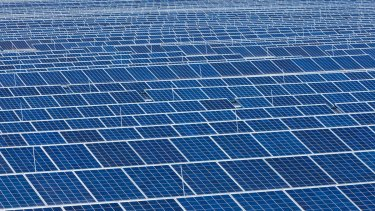 Australian Renewable Energy Agency and the Clean Energy Finance Corporation will offer a combination of grants and loans to get major solar projects off the ground to feed into the energy grid.