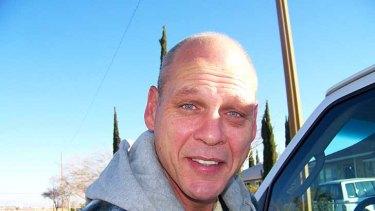 Australian Greg McNichol, who was killed in Detroit.