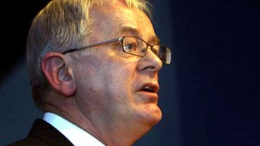 Andrew Robb ... deal is not good enough.