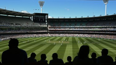 A $2.5 million skywalk and possible zipline will be built on the MCG.