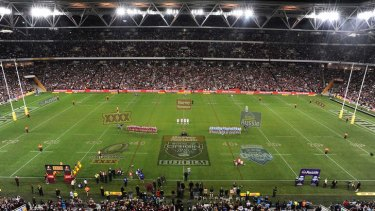 Just once  has a NSW outfit gone to Suncorp Stadium, its previous incarnation as Lang Park, or indeed Brisbane's ANZ Stadium, and won under the circumstances they will face on Wednesday week.