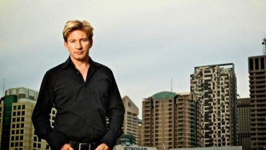 David Wenham travelled to Perth to meet the man on whom the character of Len was loosely based.