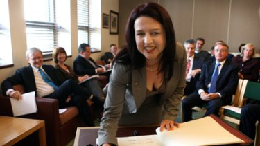 WA politician Louise Pratt is one of the nation's 25 influential gays.