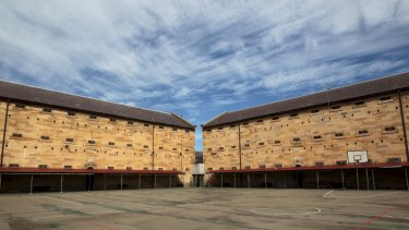 The future of Parramatta Gaol, which was the oldest serving prison in Australia, is unknown.