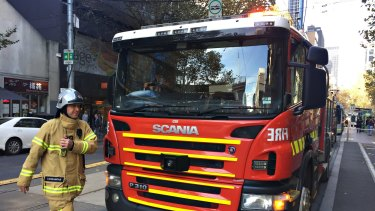 The MFB is being rolled into the new FRV.