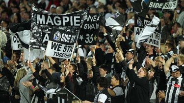 Collingwood's 78,427 members are more than any club has had before.