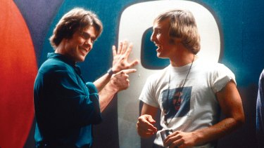 McConaughey, right, in the film that launched his career, Richard Linklater's