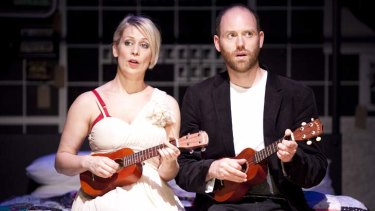 Warmth and wisdom - Cora Bissett and Matthew Pidgeon in <i>Midsummer (A Play with Songs)</i>