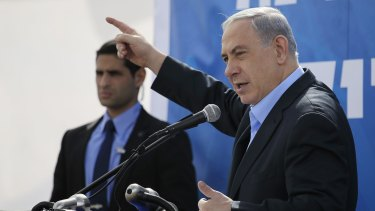 Israeli Prime Minister Benjamin Netanyahu has threatened Hezbollah with a full-scale conflict similar to Israel's recent assault on Gaza.