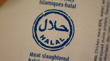 The existence of the halal certification review emerged at a  Senate inquiry into third-party certification of food.