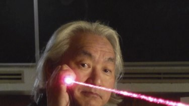 Michio Kaku is a popular scientist.