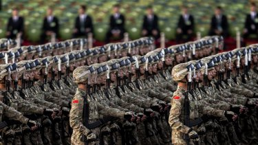 Despite its huge military resources and its economic interests in the Middle East, Beijing has been reluctant to join the US-led coalition against Islamic State.