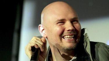 """Billy Corgan: """"In the past, I would wake up and all I could think about was how I got f---ed over, how less-talented people got that show or magazine cover."""""""