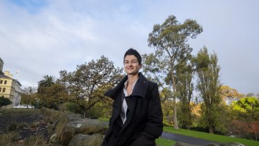 Sophie Ismail is taking on the Greens' Adam Bandt in the battle for the federal seat of Melbourne.