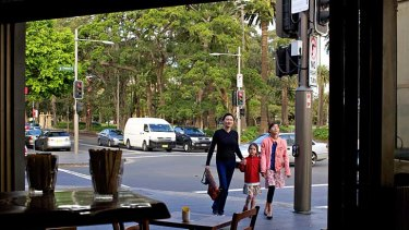 The inner-city suburb of Redfern is undergoing gentrification.