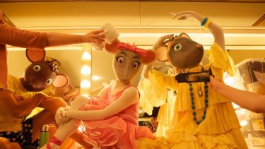 The Royal New Zealand Ballet presents <i>Angelina Ballerina</i> at the State Theatre.