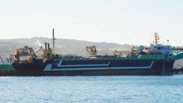 Victoria has moved to impose a state-based prohibition on super trawlers.