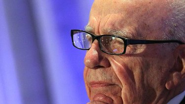 Profit is on the rise at Rupert Murdoch's News Corp.