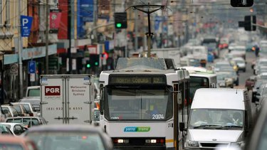 Every week 2500 trams move around the city without appearing on timetables.