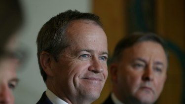 Bill Shorten's stance on boat turn-backs has been criticised by Anthony Albanese.