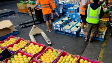 Horticultural scientist and former FruitWest executive manager said six violations of pesticide limits were detected on fruit taken from a large weekend market.