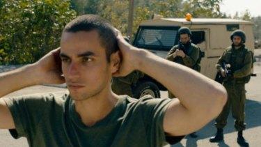 Adam Bakri plays a man desperately short of good options in the Palestinian drama Omar.
