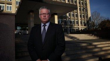 Former West Australian Treasurer Troy Buswell.