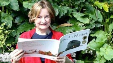 Braidwood author Jackie French.