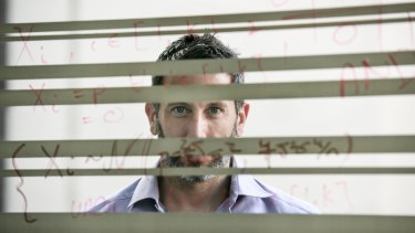 Quantum physicist Michael Biercuk came to Australia on a 457 visa in 2010.