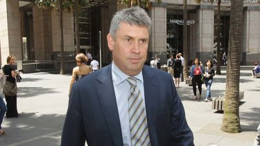 Money talks ... Nine chief excutive David Gyngell has dictated the game times under the new deal.