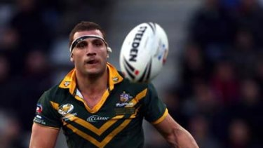 Robbie dazzler . . . Wests Tigers hooker Robbie Farah is in line for a shock call-up to the Kangaroos at the expense of Cameron Smith while Israel Folau will pay for his likely departure.