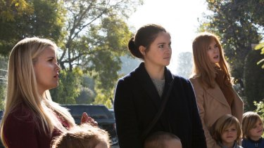 (From left) Reece Witherspoon, Shailene Woodley  and Nicole Kidman star in <i>Big Little Lies</i>, a mini-series that explores the complex and sometimes cruel lives women can find themselves leading.