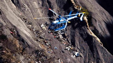 All 150 passengers and crew on board were killed when a Germanwings A320 crashed into the French Alps last week.