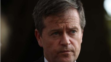 Assistant Treasurer Bill Shorten could be up for the Labor leadership.