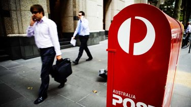 The postal workers union believes Australia Post's future may lie in diversification.