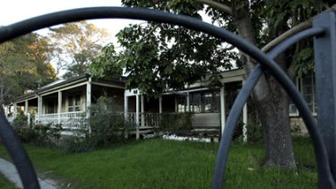 The Cliffe in Peppermint Grove was the childhood home of two members of The Triffids.