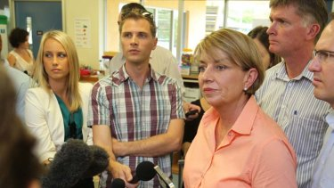 Anna Bligh ... expected to lose in a landslide.